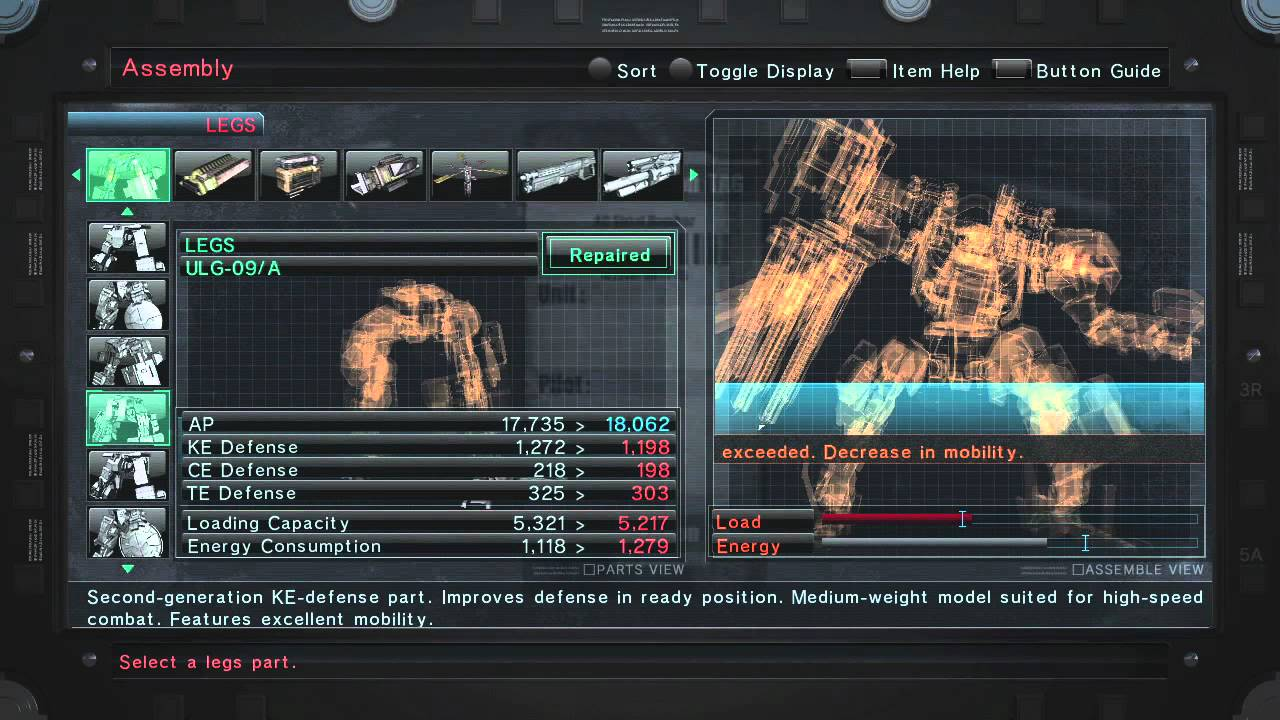 Building A Better Mech In Armored Core V