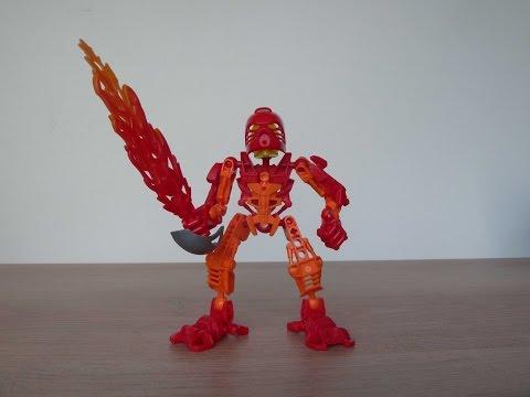 Vidéo LEGO Bionicle 7116 : Tahu
