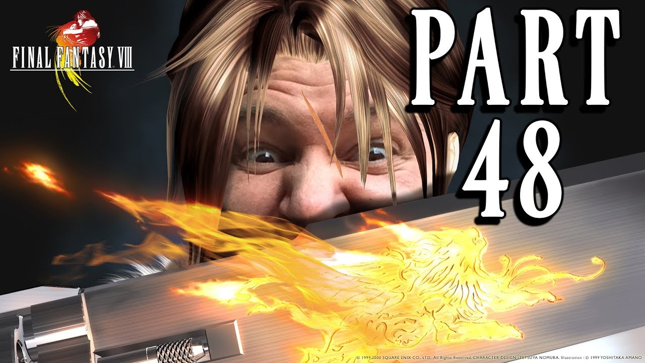 Final Fantasy VIII – Part 48: Hunga Hunga Laguna