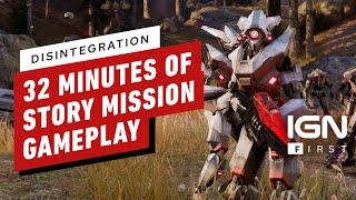 Gameplay Campagna 32 minuti