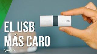 Kingston DataTraveler GT, la memoria USB de casi 1.800 euros