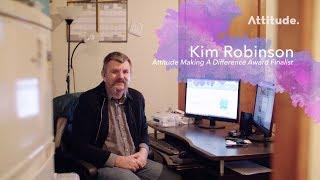 Kim Robinson - Attitude Awards 2018 Finalist