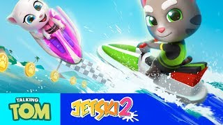 Talking Tom Jetski 2 - Get it First! (Pre-registration Teaser)