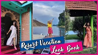 Resort Vacation Look Book 🌴♥️💃 || Miss Pink Shoes