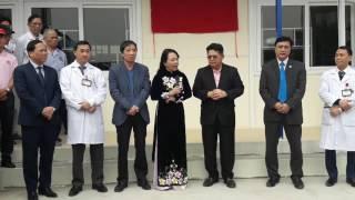 Bệnh Viện K Khánh Thành Nhà Lưu Trú Cho Người Nghèo