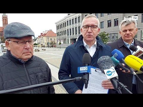 VIDEO. Poseł prosi ojedność posłów... wgłosowaniu nad ustawą orekompensatach