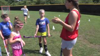 Soundview Summer Camp 2011 - A Look At Girls Field Hockey & Lax