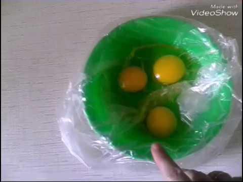 ЛАЙФХАК. #Как сварить яйца без скорлупы| Быстро и просто