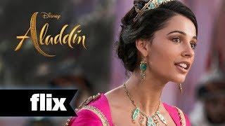 Aladdin - Jasmine's New Journey (2019)