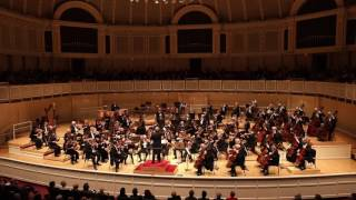 CSO Plays Dvořák Symphony No. 8