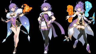 Grand Chase Dimensional Chaser] Rufus Wilde - Japanese Voice