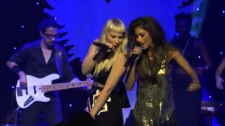 Ain't Nobody - Nicole Scherzinger ft. Natasha Bedingfield (Global Angel Awards)
