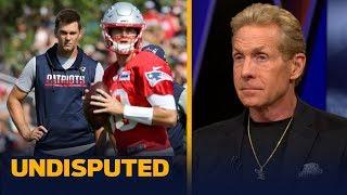 'Bill Belichick is fast-tracking Jarrett Stidham to replace Tom Brady' — Skip | NFL | UNDISPUTED