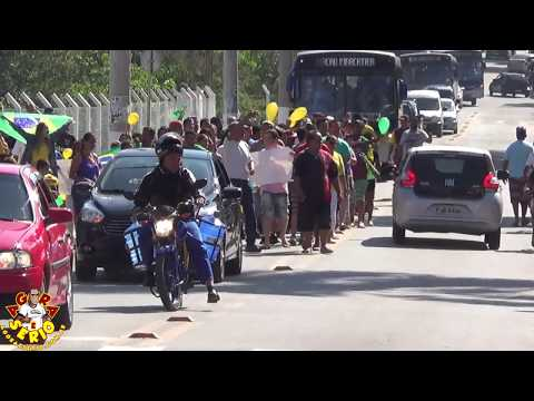 Barnabés faz Barulho e chama a população para as ruas de Juquitiba
