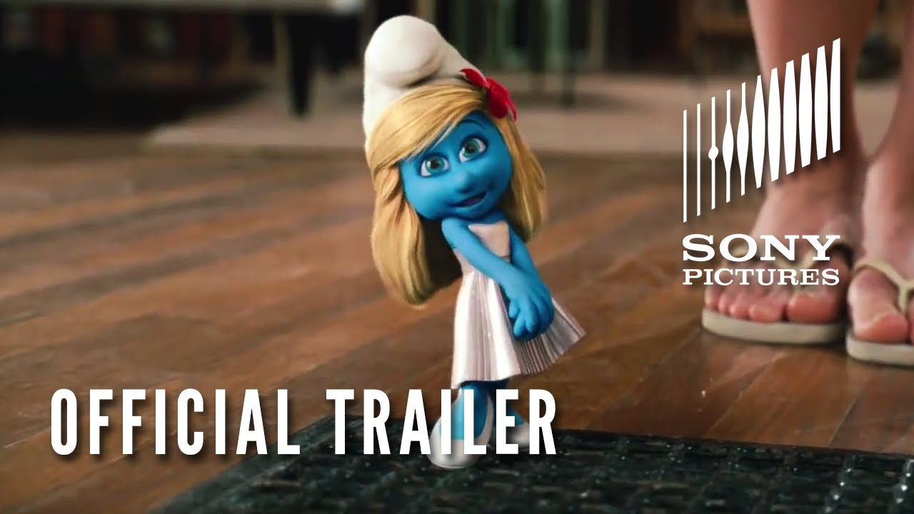 Movie Trailer: The Smurfs (2011)