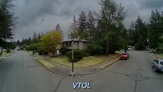 X450 VTOL FPV Testing