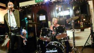 Sonia Green's Drumming Debut - Stand and Deliver