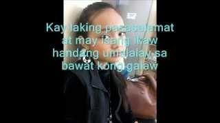 Basta't Kasama Ko'y Ikaw by EURIKA -- Lyrics