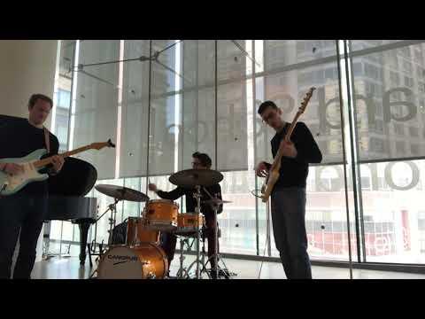Gareth Fowler - Fabrizio Sciacca - Cameron Mcintosh  @ Juilliard School, NYC