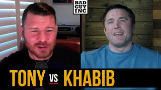 Tony Ferguson vs Khabib Nurmagomedov with MICHAEL BISPING…