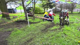 Classic Dirt Bike Trials - Stafford 2014