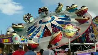 South Texas State Fair in Beaumont, Texas (2018)