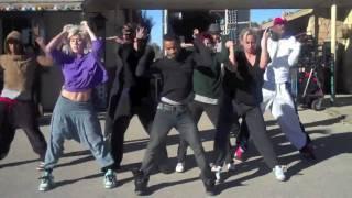 LADYGAGA-TELEPHONE-DancersTourRehearsal-TheMonsterBallTour2010