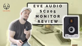 "Pat Ryan is ""blown away"" by EVE Audio SC205 2-Way 5"" Monitor"