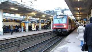 preview picture of video '[Paris] Z8800+Z20900 RER C - Versailles Chantiers (SARA)'