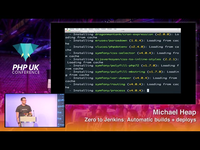 Zero to Jenkins: Automatic builds + deploys