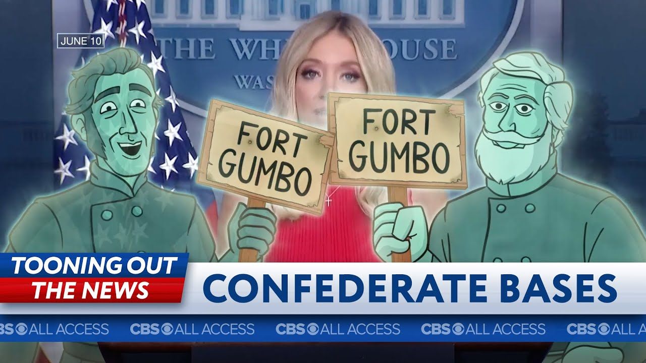 Ghosts of Confederate soldiers have new military base name ideas for Trump thumbnail