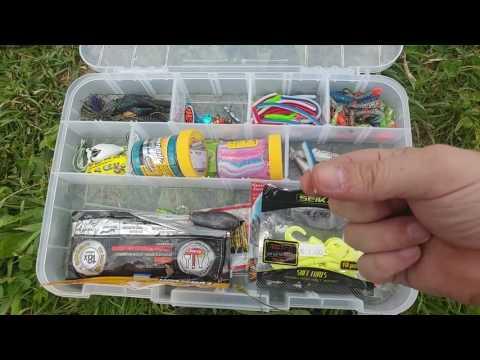 Lattrezzatura per pescare nellelicottero