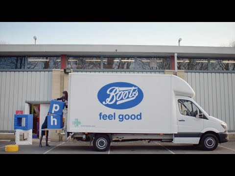 Boots Commercial (2016) (Television Commercial)