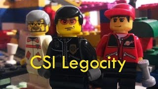 preview picture of video 'CSI: Legocity'