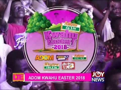 Adom Kwaku Easter 2018 - Let's Talk Entertainment on JoyNews (2-4-18)