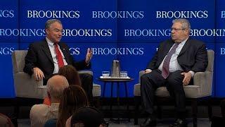A 21st century Truman Doctrine?: U.S. foreign policy with Senator Tim Kaine