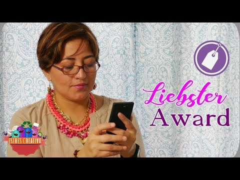Liebster Award - YouTube