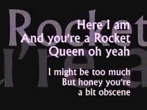 Rocket Queen guns n roses