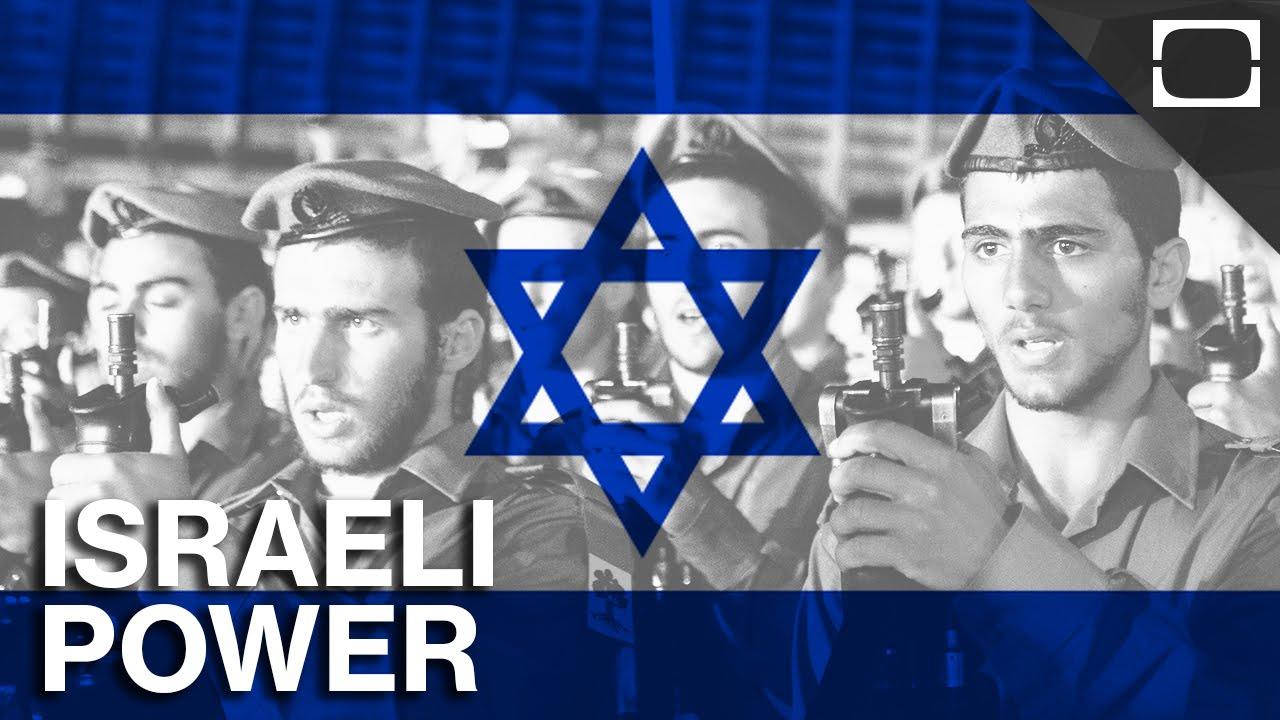 How Powerful is Israel? thumbnail