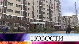 ВКрыму реализуется программа строительства жилья для военных.