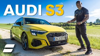 NEW Audi S3 Review: Better Than a Mercedes A35? | 4K