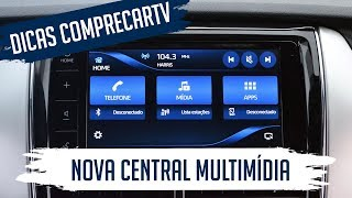 Toyota Yaris - Nova Central Multimídia