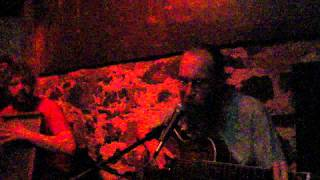"""Charlie Parr w/ Lane """"Where You Gonna Be?"""" Brewhouse, Duluth, MN Spring Break 2011"""