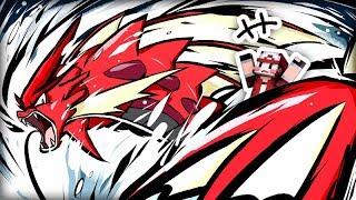 애버라스  - (포켓몬스터) - *붉은 메가진화* 완전 멋져요!! [그리고 애버라스?!] 마인크래프트 탁주 쪼꼬 포켓몬 #105