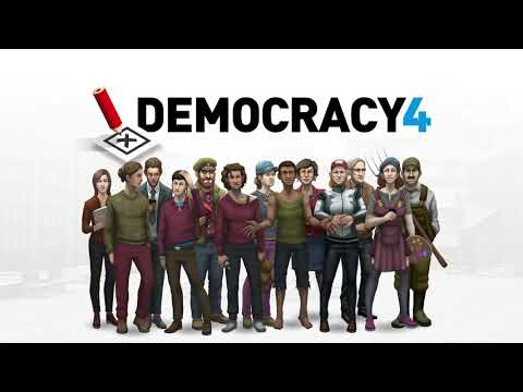 Democracy 4 Official Alpha Trailer