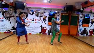 Phatte Chuk Di Dance Steps by step2step dance studio