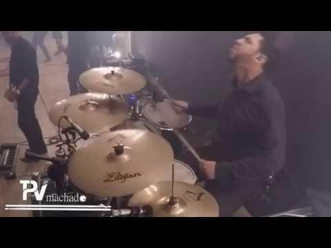 Tu És Bom - Fred Arrais e Jason Lee Jones - (Pvmachado - Drum cover)