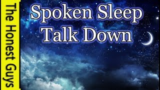 Spoken Sleep Talk Down for Deep Relaxation, Healing & Insomnia