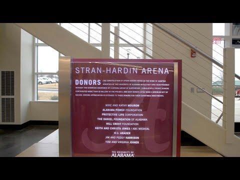 The University of Alabama: Stran-Hardin Arena Grand Opening (2018)