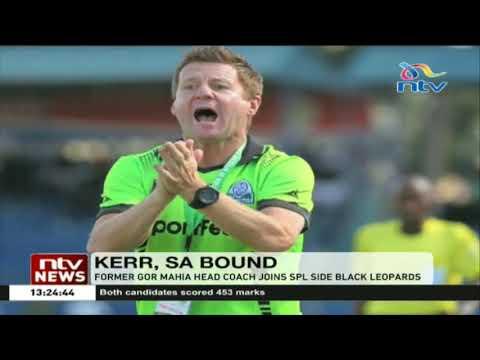 Former Gor Mahia head coach joins SPL side Black Leopards